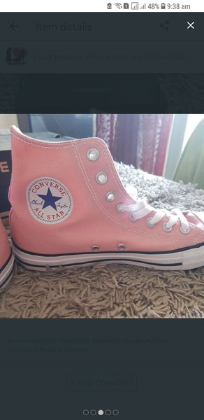 Converse new shoes