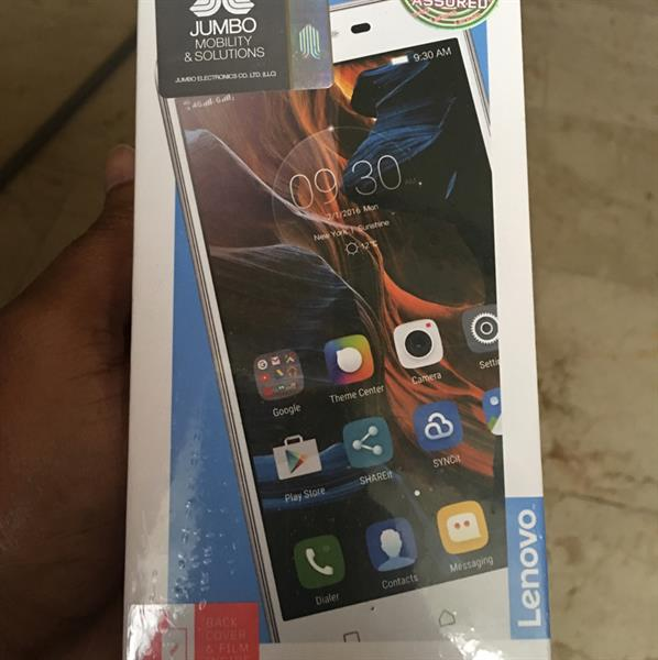 Used Lenovo A6020a46 New Piece Unwanted Gift Warranty And Bill Included in Dubai, UAE
