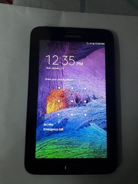 Used Samsung glaxy Tab3. 500 AED in Dubai, UAE