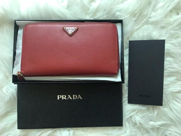 Used Authentic Prada Wallet in Dubai, UAE