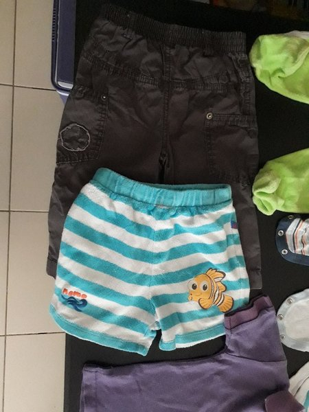 Used Babies dress from toys rus and baby shop in Dubai, UAE