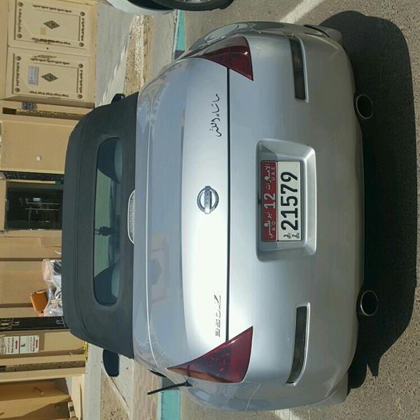 Used nissan 350 z 2007 in Dubai, UAE