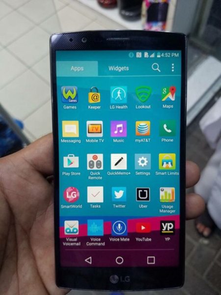 Used LG G4 32GB Black in Dubai, UAE