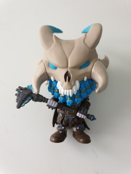 Used Ragnarock fortnite pop figure in Dubai, UAE