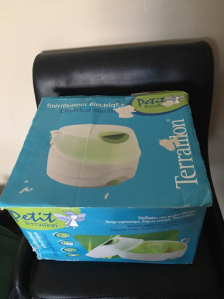 Used Steriliser for Baby Feeding Bottles in Dubai, UAE