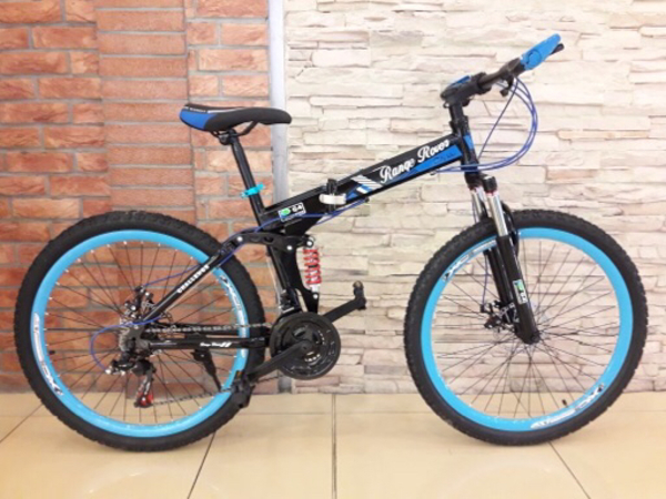 "Used New 26"" Rangerover Folding Bicycle in Dubai, UAE"