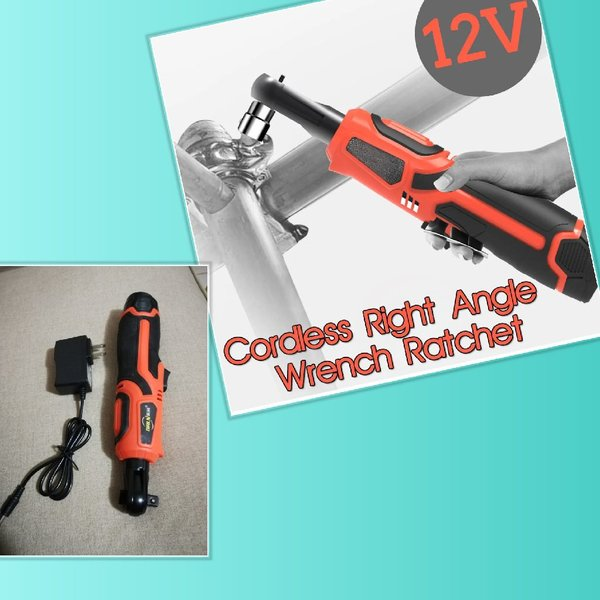 Used Cordless right angle wrench ratchet in Dubai, UAE