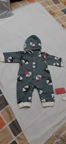 Used Baby clothing from Patpat 0-3 month baby in Dubai, UAE