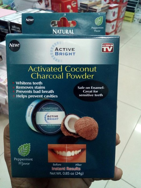 Used Activated coconut charcoal powder in Dubai, UAE