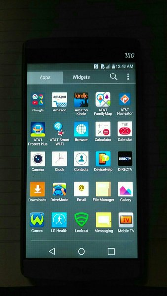 Used LG V10 ..64gb..4gb..4g..single sim in Dubai, UAE