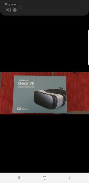 Used Samsung Vr Oculus 3D World in Dubai, UAE