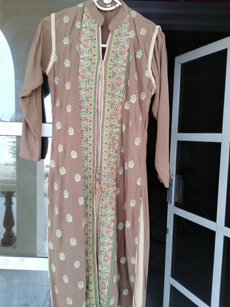 Used 3 pcs stiched midum size dress in Dubai, UAE