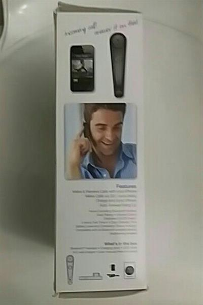 Used Bluetooth handset Charge suitable Iphone 4 Iphone 4s  in Dubai, UAE