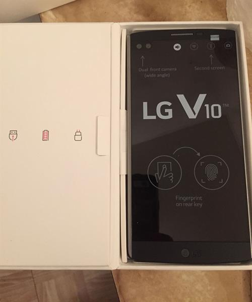Used LG V Ten Box Pack  in Dubai, UAE