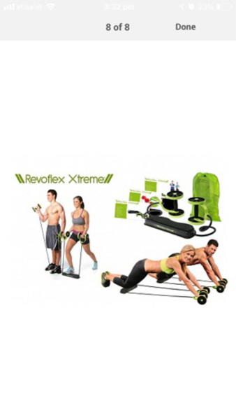 Used Rovoflex xtreme home gym in Dubai, UAE