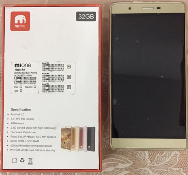 Mione 4g Smart Phone