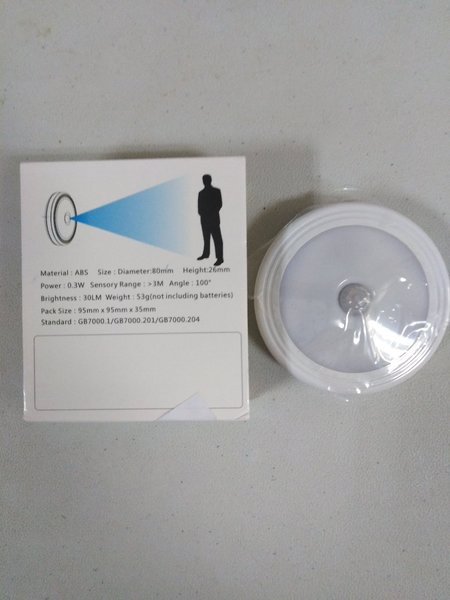 Used Buy Led PIR - Night Light Sensor in Dubai, UAE