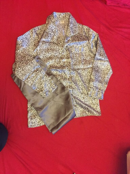 Used Night suit women's wear medium size  in Dubai, UAE