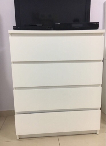 Used Ikea Chest drawer in Dubai, UAE