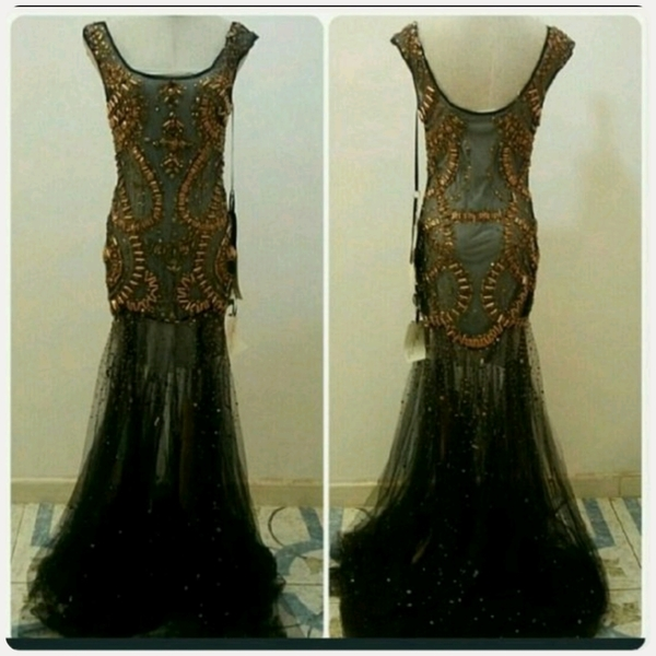 Used Amazing long Dress party wear in Dubai, UAE