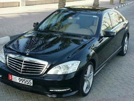 Used S350 2013 with free service contract! !!!!    in Dubai, UAE