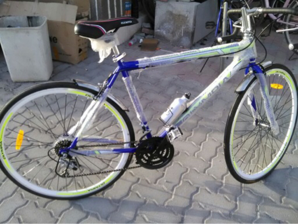 "Used One day offer New 27"" Road Bike 🚴‍♂️ in Dubai, UAE"