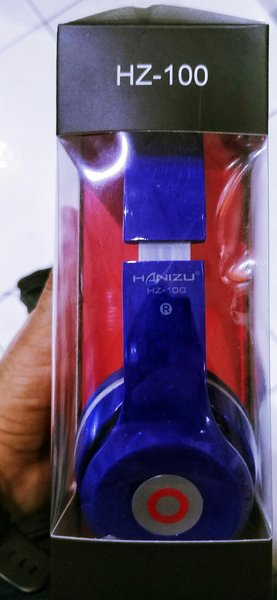 Used Hanizu Brand Wired Headphone On Ear New in Dubai, UAE