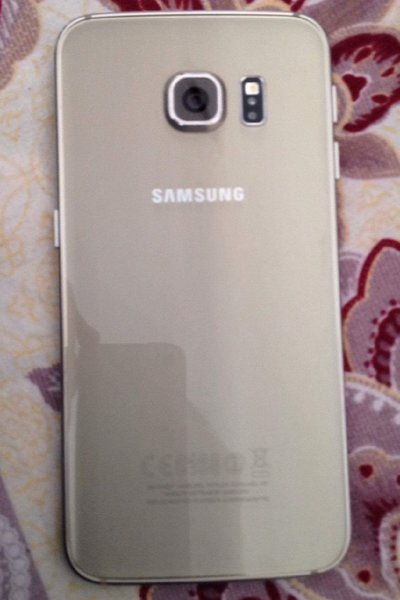Used samsung galaxy s6 edge GOLD in Dubai, UAE