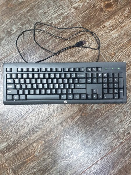 Used HP Keyboard and Mouse *NOT USED LIKE NEW in Dubai, UAE