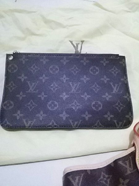 Used LV BAG with Pouch in Dubai, UAE