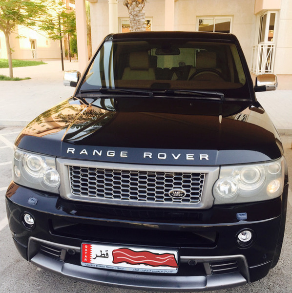 Used Range Rover Sport Supercharged HST in Dubai, UAE
