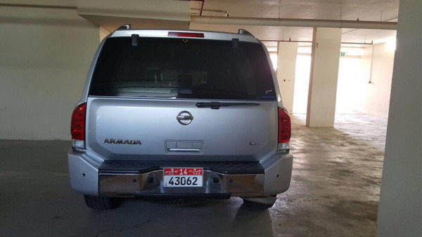 Used Armada in Dubai, UAE