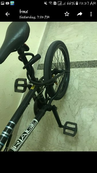 Used freestyle bmx in Dubai, UAE