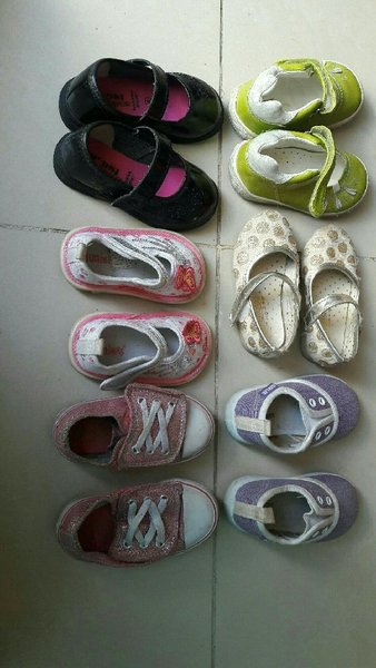 Used Pre loved Juniors,Mothercare,Max shoes in Dubai, UAE
