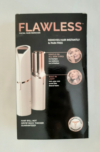 Used New- Flawless Facial Hair Remover in Dubai, UAE