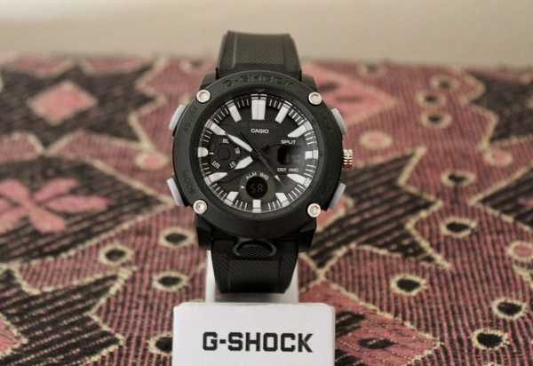 Used G-Shock JAPAN▪︎`Carbon Guard Edition 🆕️ in Dubai, UAE
