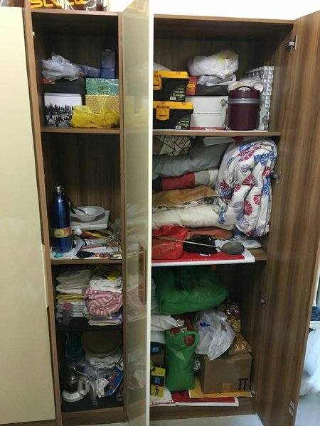 Used 5 door wardrobe in Dubai, UAE