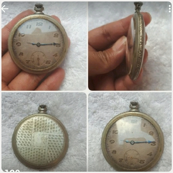 Used Authentic old POCKET WATCH switch made.. in Dubai, UAE