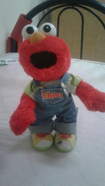 Used Elmo pretend  toy children in Dubai, UAE