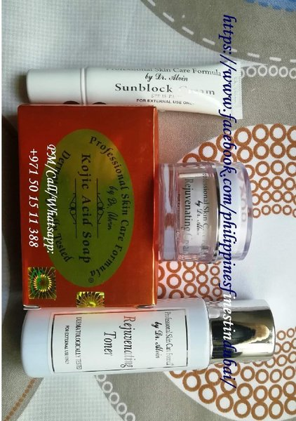 Used Dr. Alvin Rejuvenating Set (ORIGINAL) in Dubai, UAE