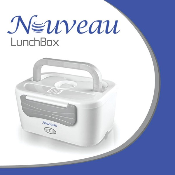 Used Portable Lunch Box To Take Ur Food Any Way And Also U Can Heat It Like U Carrying Microwave :) in Dubai, UAE