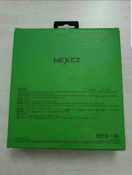 Used Nexez bluetooth handfree in Dubai, UAE