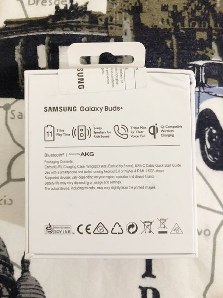 Used BUDS+ SAMSUNG GALAXY NEW in Dubai, UAE