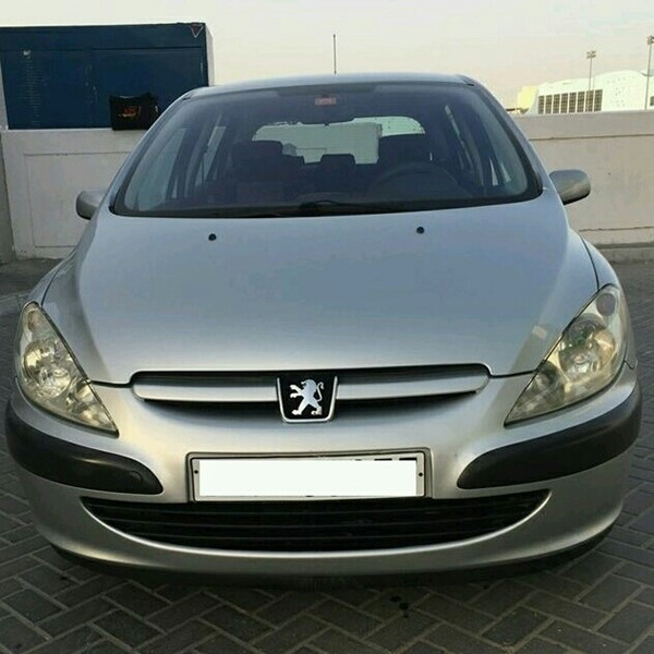 Used Peugeot 307 in Dubai, UAE