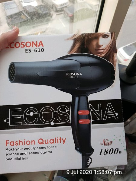 Used Hair DRYER  1800t♥️BEST BUY🔊 in Dubai, UAE
