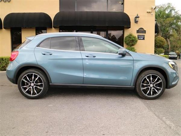 Mercedes Benz Gla250 Fairly Used