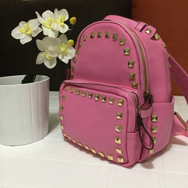 Used Small Pink Backpack in Dubai, UAE