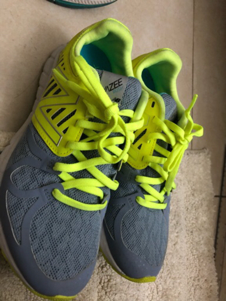 Used Vazee shoes in Dubai, UAE