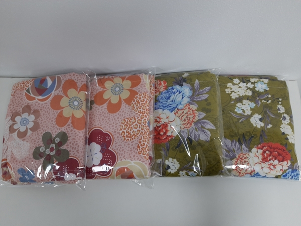 Used 4 Pcs Pillow Cover with zipper in Dubai, UAE