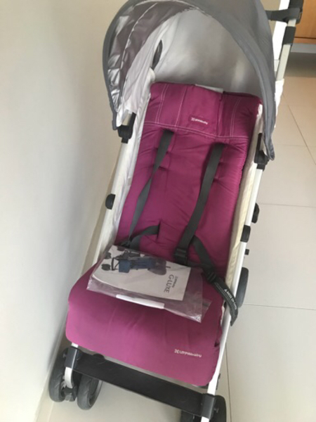 Used Uppababy GLuxe 2015 Stroller  in Dubai, UAE